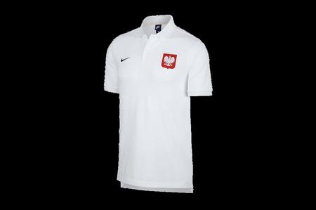 Koszulka Nike Polska WC 2018 NSW Polo (891482-102)