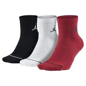 Skarpety Nike Jordan Jumpman Quarter SX5544-011